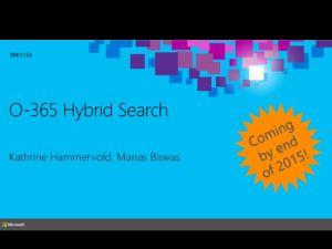 hybrid search